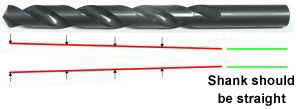 Consolidated Toledo Drill-Back Taper